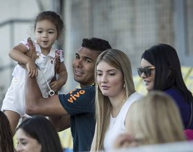 Brazilian Athletes Are Accompanied by Relatives and Pet Dogs in Russia