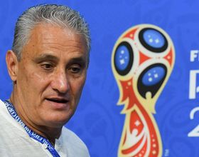 Once a Critic of Neymar, Brazil Coach Tite Now Comes to His Defence