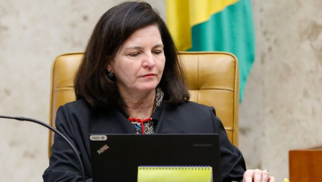 Brazil's Attorney General, Raquel Dodge