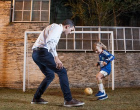 Changes in Law and Culture Expand Fathers' Roles in Brazil