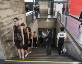 Police Action In Herchcovitch Fashion Show Exposes Fashion Industry's Labor Issues