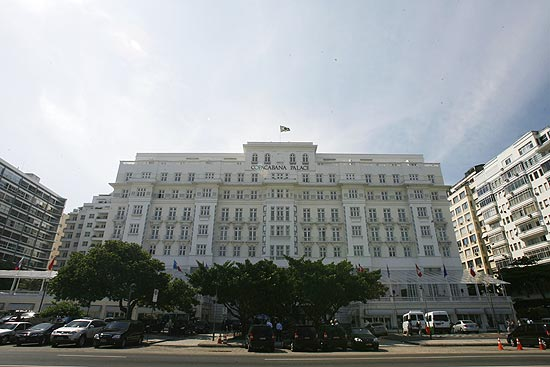 The Copacabana Palace Hotel, which opened in 1923, will undergo a renovation and many items of furniture will be sold to the public.