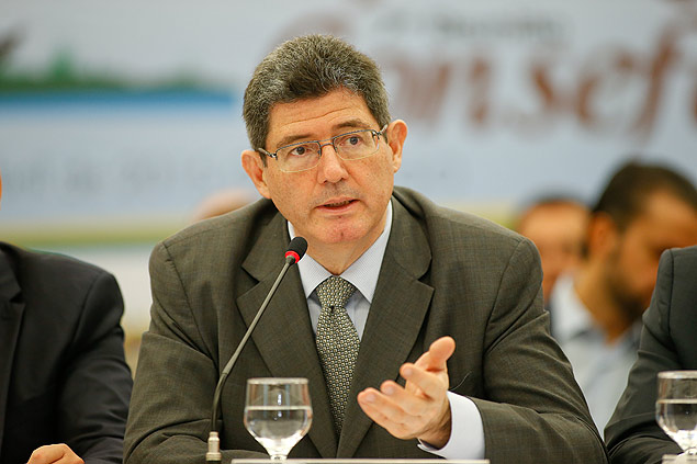 Brazilian Finance Minister, Joaquim Levy