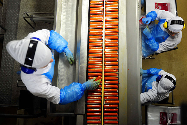 The food manufacturer BRF cut costs and expenses in the production, storage and distribution areas