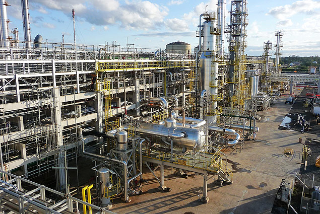 The state-controlled company's holding in the Braskem petrochemical corporation is another asset under review