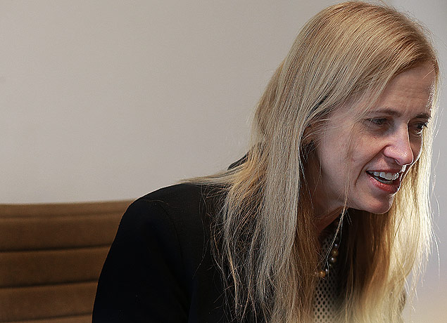 A diretora global de Educa��o do Banco Mundial, Claudia Costin