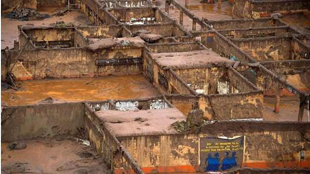 The collapse of the dam that was operated by mining company Samarco led to the deaths of 19 people