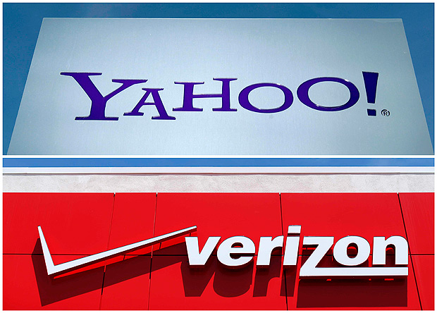 Verizon confirma compra do Yahoo! por US$ 4,83 bilh�es