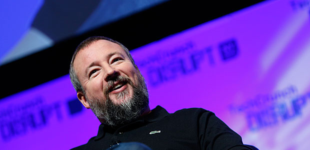 NEW YORK, NY - MAY 05: Co-founder and CEO of VICE. Shane Smith speaks at TechCrunch Disrupt NY 2014 - Day 1 on May 5, 2014 in New York City. (Photo by Brian Ach/Getty Images for TechCrunch) ORG XMIT: 487908877 ***DIREITOS RESERVADOS. N�O PUBLICAR SEM AUTORIZA��O DO DETENTOR DOS DIREITOS AUTORAIS E DE IMAGEM***