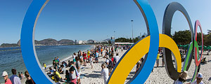 Olympic Year Attracted more Tourists to Brazil than the World Cup