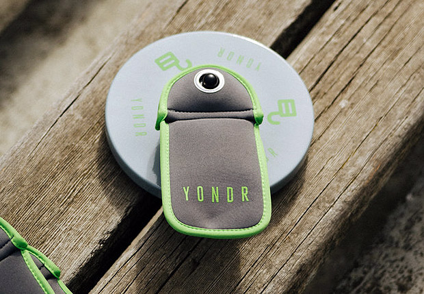 Audience members are required to lock their cellphones in Yondr pouches so they cannot take photos, shoot videos and send text messages during performances. Credit Justin Kaneps for The New York Times