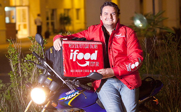 Felipe Fioravante, presidente do iFood