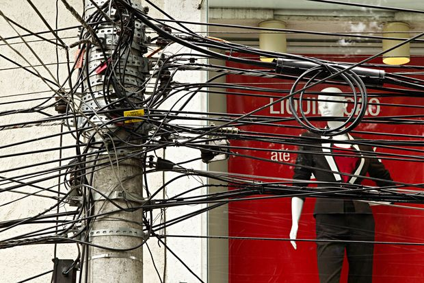 São Paulo plans to place approximately 52 kilometers worth of cables underground