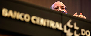 Presidente do Banco Central, Ilan Goldfajn – Ueslei Marcelino/Reuters