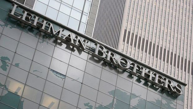 The collapse of Lehman Brothers in 2008 led to a global financial instability