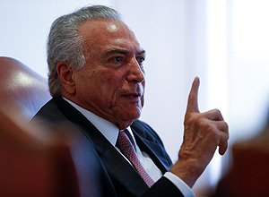 """Temer on Administration: """"I Don't Believe I Made any Mistakes"""""""