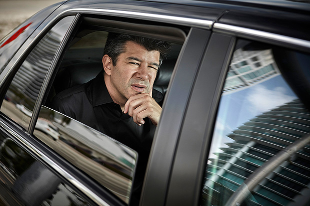 Earlier this week, Travis Kalanick stepped down as the chief executive at Uber. Credit Jeffery Salter/Redux