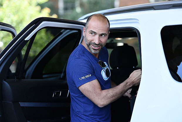 Dara Khosrowshahi, chief executive of Expedia, takes over a company that has been pummeled by scandal after scandal. Credit Rob Latour/Rex Features, via AP images