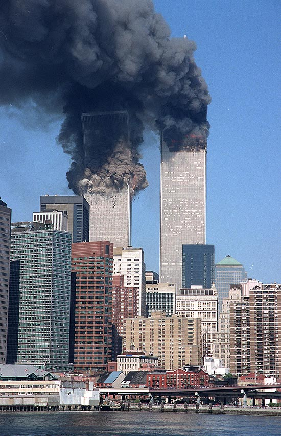 the symbolism portrayed in the bombing of the world trade center Emad a salem and his fbi handlers had plans to provide the wtc bomb makers with inert material, but new fbi head for the case stoped this plan meaning fbi.