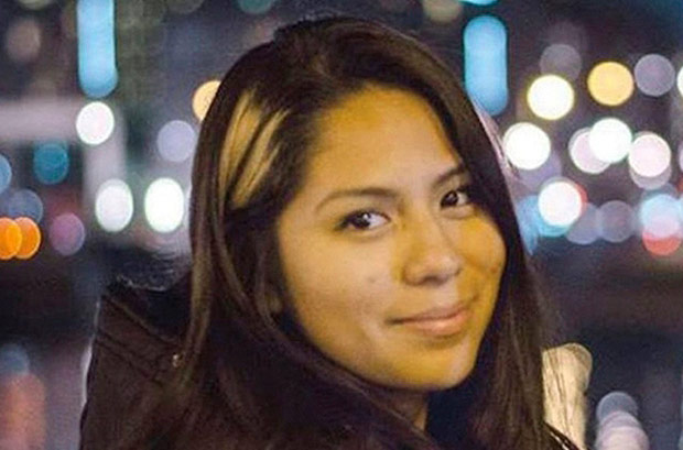 Nohemi Gonzalez of the United States, 23, who was killed by suspected Islamic State militants as part of a coordinated assault in Paris, in which 132 people were killed and more than 300 were wounded, is seen in this undated photo. Via Social Media Website ATTENTION EDITORS - REUTERS IS UNABLE TO INDEPENDENTLY VERIFY THE AUTHENTICITY, CONTENT, LOCATION OR DATE OF THIS IMAGE. NO COMMERCIAL OR BOOK SALES. FOR EDITORIAL USE ONLY. NO RESALES. NO ARCHIVE. FOR EDITORIAL USE ONLY. NOT FOR SALE FOR MARKETING OR ADVERTISING CAMPAIGNS. NO SALES. NO ARCHIVES. THIS PICTURE WAS PROCESSED BY REUTERS TO ENHANCE QUALITY ORG XMIT: TOR905