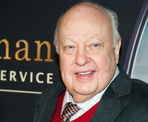 "FILE - In this Feb. 9, 2015 file photo, Roger Ailes attends a special screening of ""Kingsman: The Secret Service"" in New York. Fox News chief Ailes is seeking to move former anchor Gretchen Carlson's harassment case against him from a New Jersey court to a closed arbitration panel in New York. Ailes, in court papers filed Friday, July 15, 2016, said New Jersey made no sense as a jurisdiction. (Photo by Charles Sykes/Invision/AP, File) ORG XMIT: CAET634"