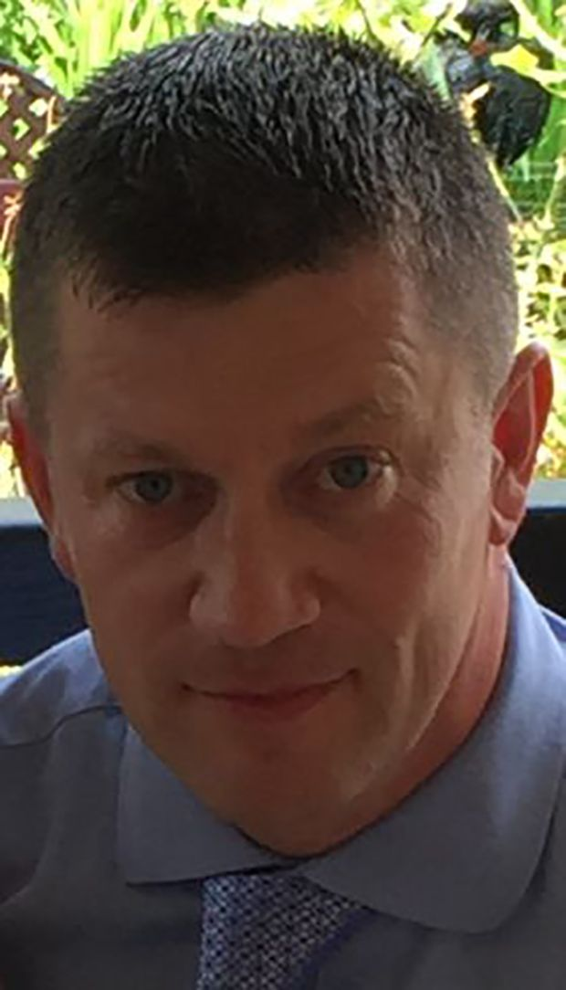 "An undated handout picture released by the British Metropolitan Police Service in London on March 22, 2017, shows PC Keith Palmer who was killed during the terror incident at the Houses of Parliament earlier today. Britain will not change its terrorism threat level despite an attack in London on Wednesday which left three people and the assailant dead, Prime Minister Theresa May said. Three people were killed in a ""terrorist"" attack in the heart of London Wednesday when a man mowed down pedestrians on a bridge, then stabbed a police officer outside parliament before being shot dead. / AFP PHOTO / HO / RESTRICTED TO EDITORIAL USE - MANDATORY CREDIT ""AFP PHOTO / Metropolitan Police Servce "" - NO MARKETING NO ADVERTISING CAMPAIGNS - DISTRIBUTED AS A SERVICE TO CLIENTS"