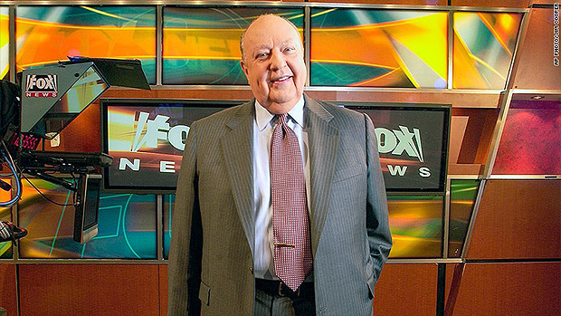 Roger Ailes, fundador e ex-presidente do canal Fox News
