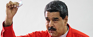 Nicolás Maduro – Associated Press