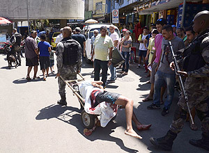 Violence Makes 7 in Every 10 Residents Want to Leave Rio