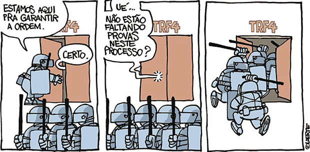 Charge Laerte
