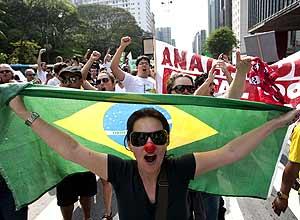 Grupos anticorrupção marcam novos <br> atos para o feriado de 15 de novembro