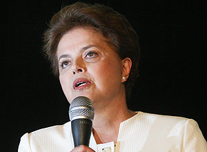 Dilma Rousseff, candidato do PT