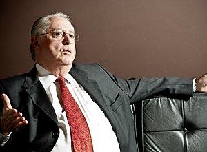 Deputado Barros Munhoz (PSDB), presidente da Assembleia Legislativa de São Paulo