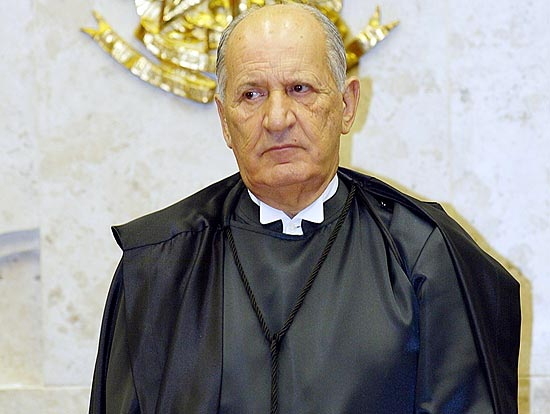 O ex-presidente do Supremo Tribunal Federal Maurício Corrêa