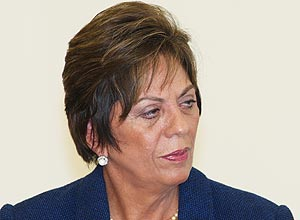 Rosalba Ciarlini, governadora do Rio Grande do Norte