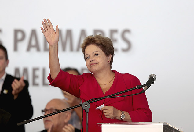 A new poll published by IBOPE has registered a new fall in President Dilma Rousseff's approval ratings