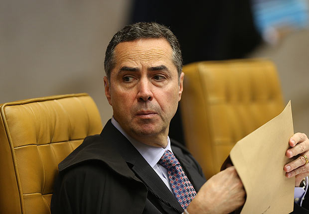 O ministro do STF (Supremo Tribunal Federal) Luís Roberto Barroso