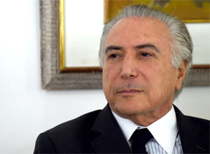 Michel Temer – Evaristo Sá/AFP