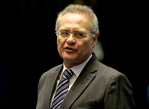 O presidente do Senado, Renan Calheiros (PMDB-AL) – Alan Marques - 9.jun.2016/Folhapress