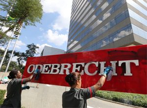 Odebrecht Company Loses Half of its Revenue