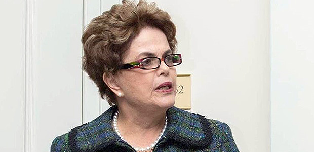 Dilma Rousseff na MIT&Harvard Brazil Conference. Foto por: @lpinfocus