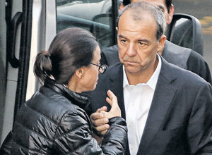 Cabral Is Subject of New Charge for Purchase of More Than US$ 1,2 Million in Jewelry