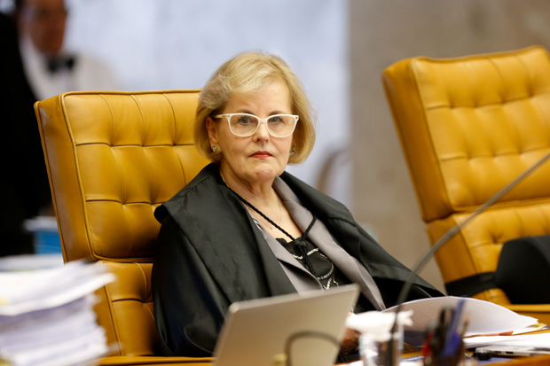 Justice Rosa Weber, of Brazil's Federal Supreme Court