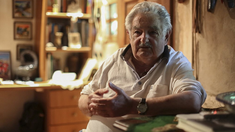 """I don't defend it (the marijuana), I wish it didn't exist. We are regulating a market that already exists,"" said José Mujica in an interview with *Folha*"