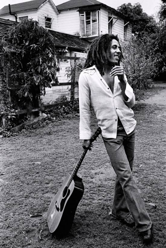 Jamaican Bob Marley, the date of his death, May 11, was chosen to be the Day of Reggae in Brazil