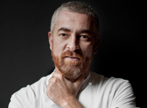 Chef Alex Atala, proprietário do restaurante D.O.M.