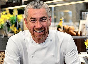 Alex Atala, 44, chef do D.O.M. e Dalva e Dito