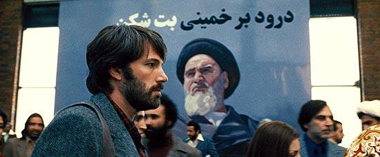 """Ben Affleck em cena do filme """"Argo"""""""