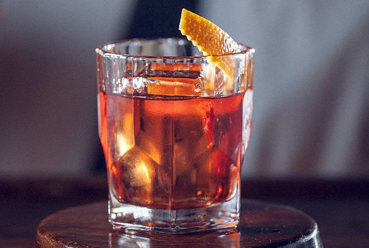 Negroni do Frank Bar *** ****