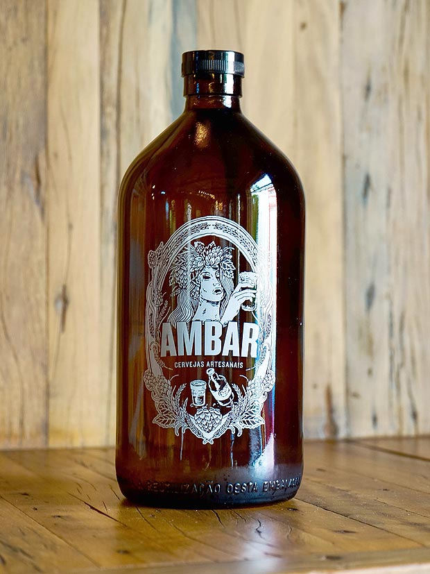 Growler', do Ambar